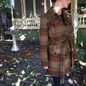 Vintage Style Coat